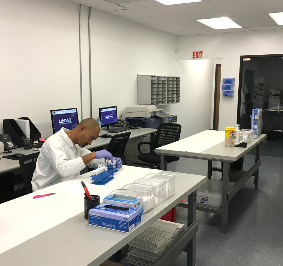 From our Front Desk to Our Lab Techs